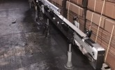 Item #15002-Universal Machine Table Top Conveyor 18LF